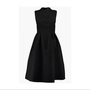 Midi Little Black Dress